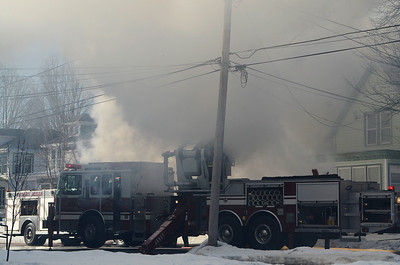 Erica Miller @togianphotog - The Saratogian.    On Tuesday morning on the 7th, 2013, a fire broke out at 15 Pearl Street in Victory Mills, just outside Schuylerville. Multiple agencies were called on scene including, Victory, Greenfield/Wilton, Schuyler Hose, Greenwich and Quaker Springs fire companies.   SAR-l-VictoryFire6
