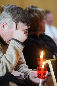 Erica Miller @togianphotog - The Saratogian:   On Sunday April 6th, 2014, the Saratoga County District Attorney's Office held the 15ht Annual Candelight Vigil for Victims of Crime at the Presbyterian-New England Congregational Church in Saratoga Springs.