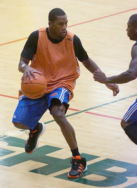 New York Knicks - Training Camp 2009