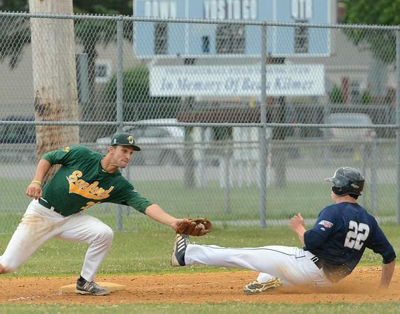 Summer Baseball Saratoga Brigade/Stampede Baseball