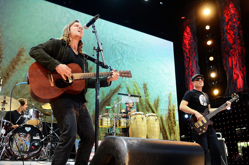 . Erica Miller - The SaratogianLukas Nelson and Promise of the Real performed at the Farm Aid 2013 in Saratoga Springs on Sept. 21, 2013 at Saratoga Performing Arts Center.SAR-l-LukasNelson1