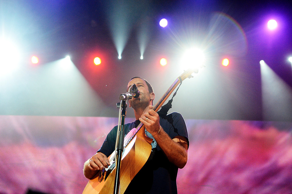 . Erica Miller - The Saratogian Jack Johnson, from Hawaii, performed at the Farm Aid 2013 in Saratoga Springs on Sept. 21, 2013 at Saratoga Performing Arts Center.SAR-l-JackJohnson9