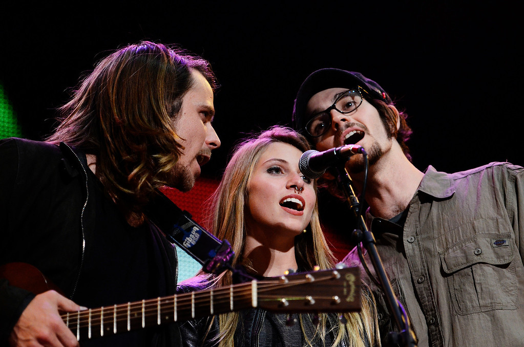 . Erica Miller - The Saratogian Famous Willie Nelson performed at the Farm Aid 2013 in Saratoga Springs on Sept. 21, 2013 at Saratoga Performing Arts Center.SAR-l-WillieNelson18