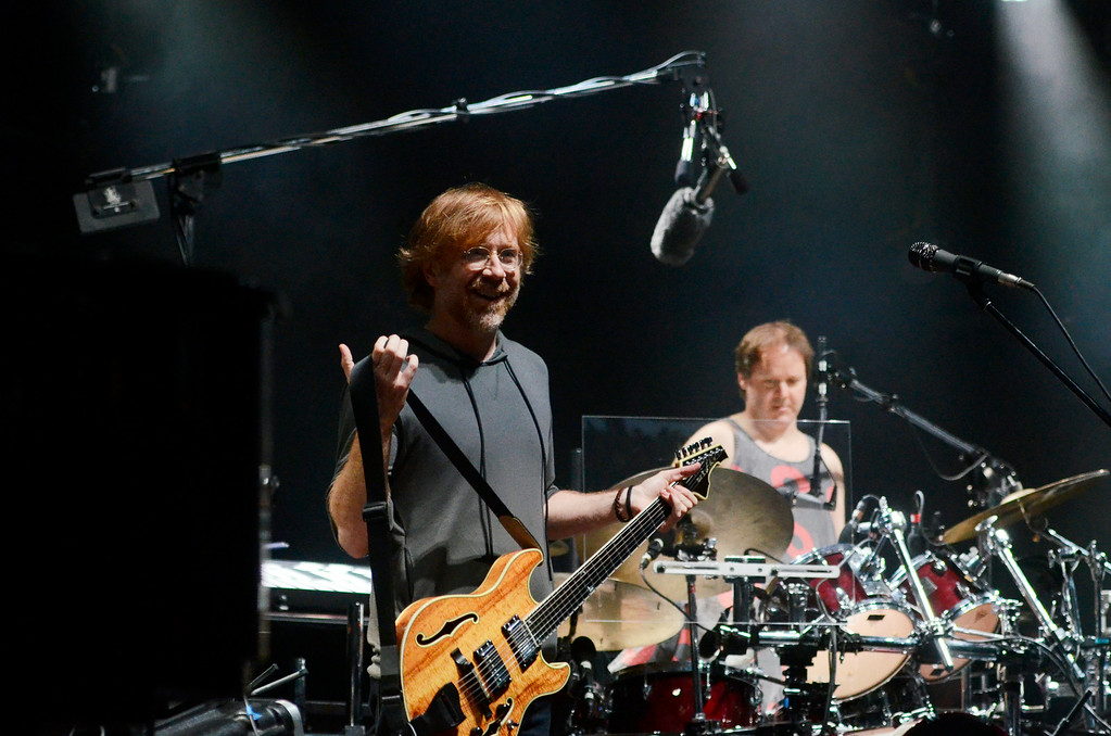 . Erica Miller @togianphotog - The Saratogian:    On Thursday July 3rd 2014, Saratoga Springs was packed with thousands of Phish fans for their first of three concert nights at SPAC. Media was in the pit to capture the first 15 minutes of their first concert in Saratoga this weekend.